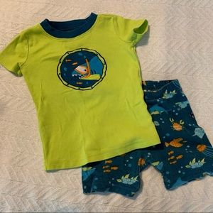 Gymboree pajama set